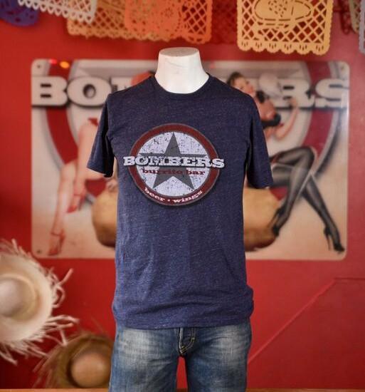 Bombers Burrito Bar T-shirt