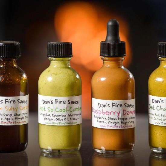 Dan's Fire Sauce