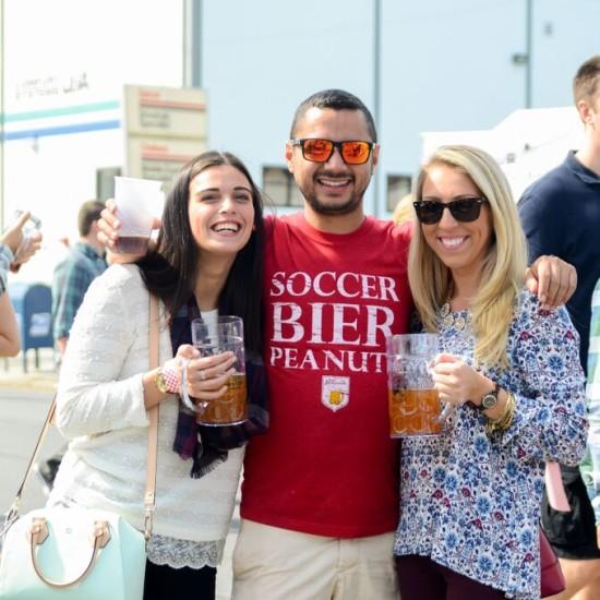North Albany Oktoberfest hosted by Wolff's Biergarten
