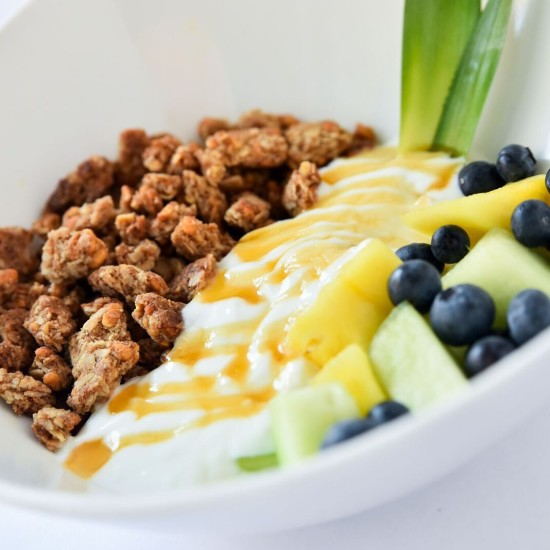 Mingle Granola Bowl